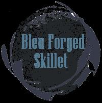 Bleu Forged Skillet Logo